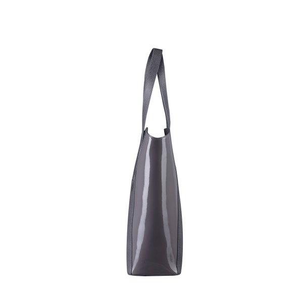 Luxusní značkové kabelky na rameno šedé 31707 K EA23 PL23 Wojewodzic ... ee542f92429