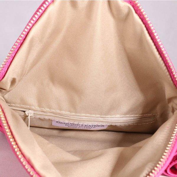 47238ee24d4 sportovní kožené kabelky crossbody silně růžové korzika