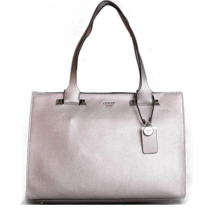 ff304d76b3 luxusní stříbrné kabelky Guess levně my686123