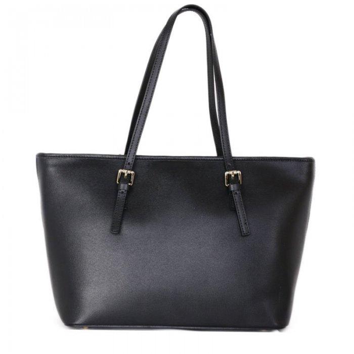 černé dámské kožené kabelky na rameno verona eb6922ed910